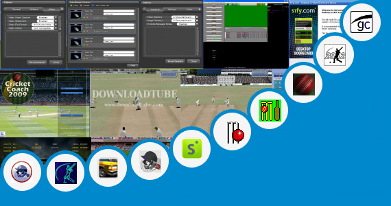 Software collection for Free Low Mb Cricket Games