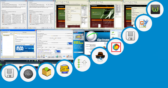 Software collection for Blog Building Software