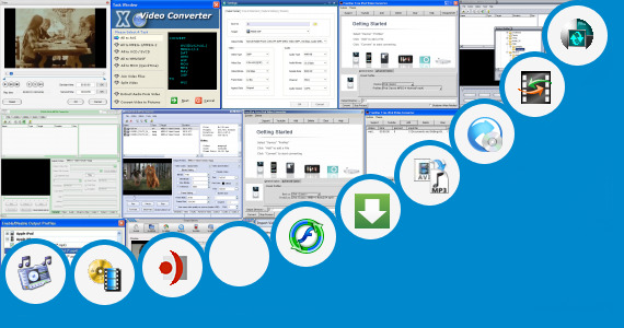 Software collection for Converter Avi Em Mpeg