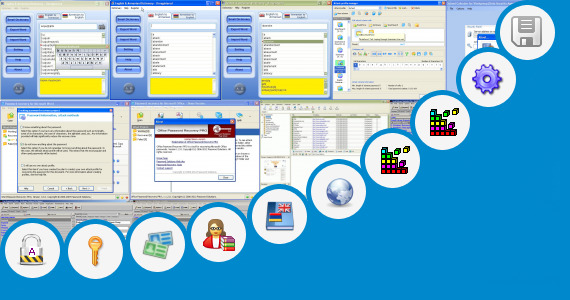 access 2003 students database template access password recovery