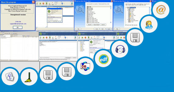 Software collection for Finding Duplicate Outlook Rules