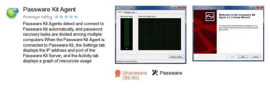 Passware Kit Agent