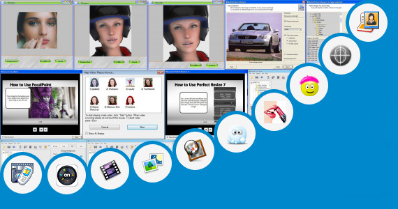 Software collection for Photo Editor Online Face Cleaner