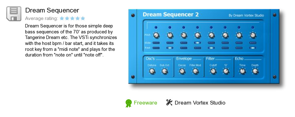 Dream Sequencer