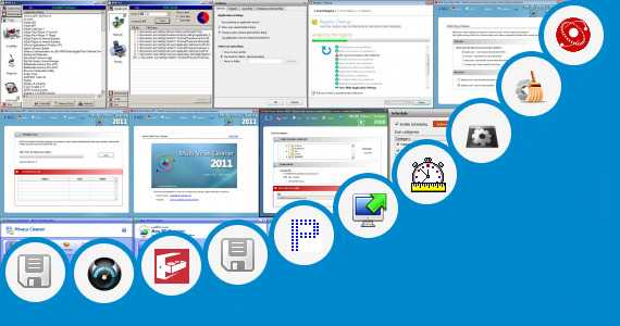 Software collection for Windows Register Cleaner