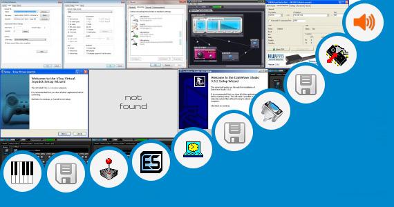 Virtual serial bus enumerator