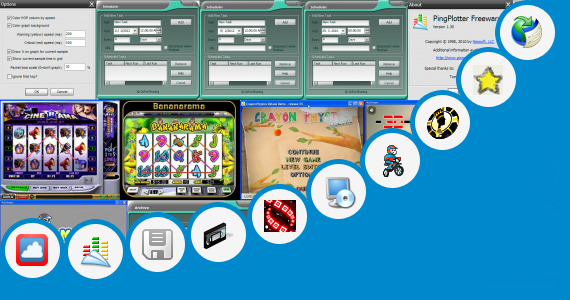 Software collection for Sizzling Target Online Free Game