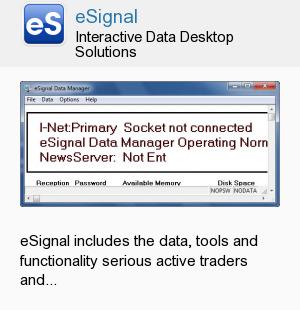 eSignal