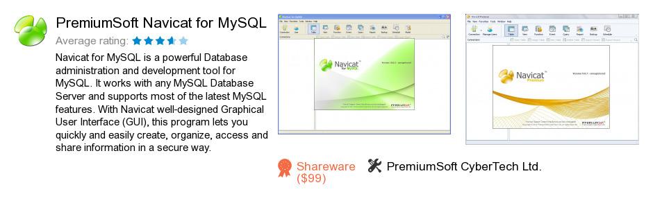 PremiumSoft Navicat for MySQL