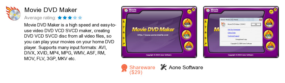 Movie DVD Maker