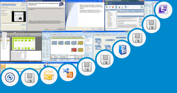Software collection for Visio 2007 Portable Free