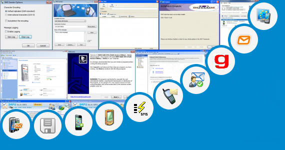 Software collection for How To Send Sms Procedure Text