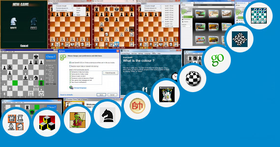 Software collection for Free Chess Games Offline