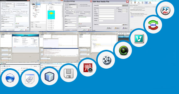 Software collection for Java Video Converter Source Code
