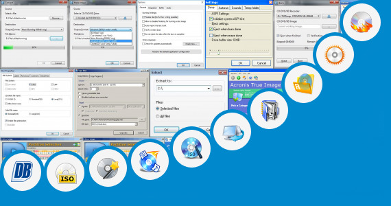 Software collection for Burn Nrg Image To Usb