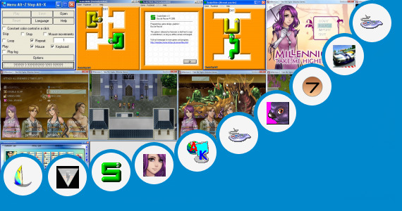 Software collection for Auto Keyboard For Game Lost Saga