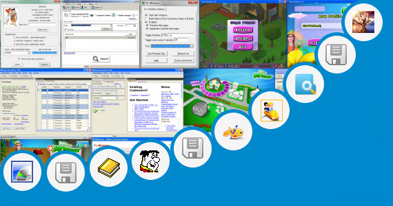 Software collection for Emily True Love Mouse Location