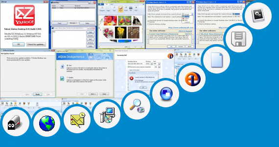 Software collection for Yahoo Mail Desktop Free