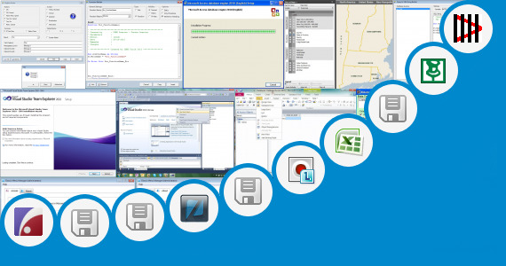 Software collection for Microsoft Access 2010 Compiler