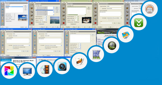 Software collection for Hollywood Movies Windows 7 Themes