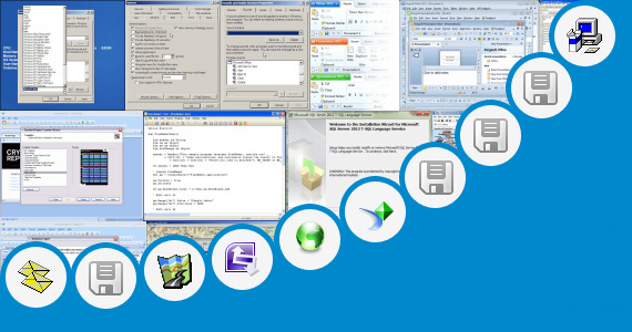 Software collection for Microsoft Office 2012 Language Pack