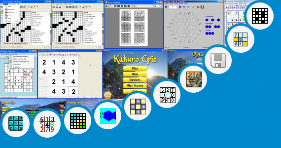Software collection for Hexagon Sudoku Solver