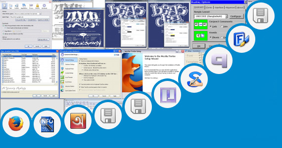Software collection for Bangla Font Support Uc Browser