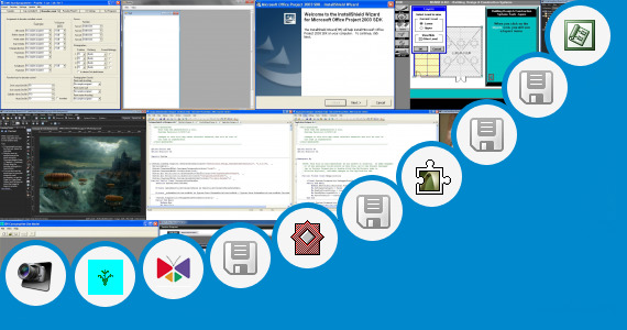 Download Demo Project Apps Directories