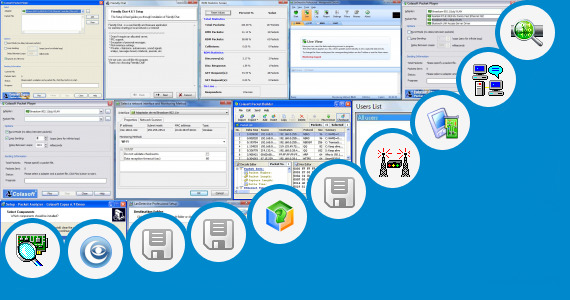 Software collection for Advantages Of Packet Sniffer