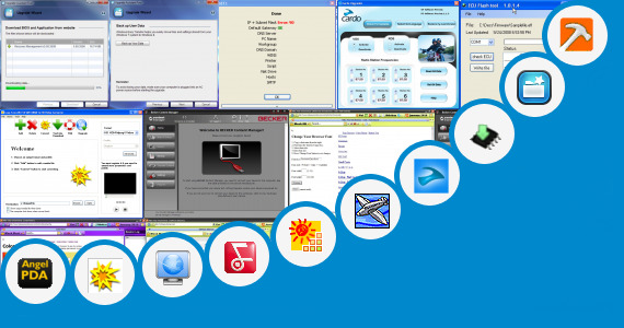 Software collection for Dongle Upgrade Tool Mfc Application
