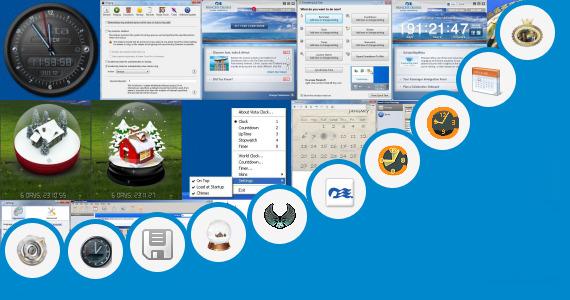 Software collection for Wedding Countdown Desktop