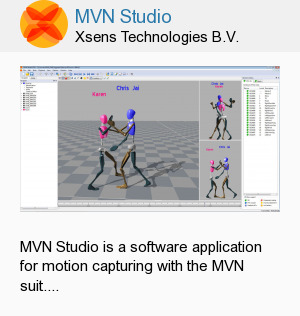 MVN Studio