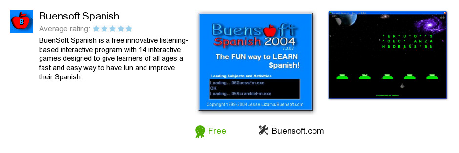 Buensoft Spanish