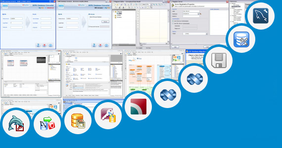 Software collection for Mysql Workbench Access Migration