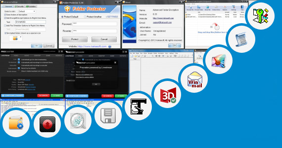 Software collection for Lotus Key View 64 Bit