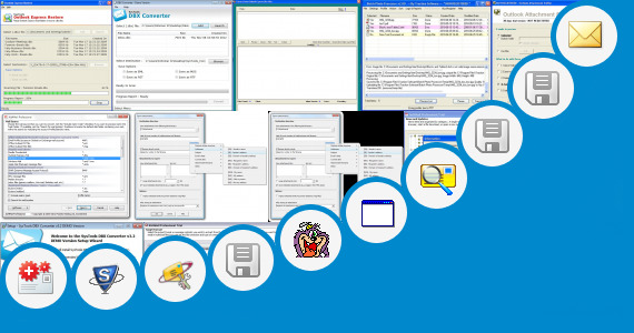 Software collection for Extract Attachment From Eml Batch Gpl