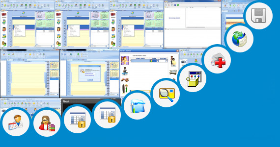 Software collection for Outlook 2010 Timeline View