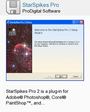 StarSpikes Pro