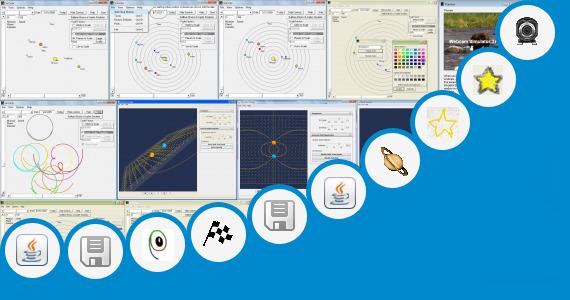 Software collection for Physics Simulation 3d Program