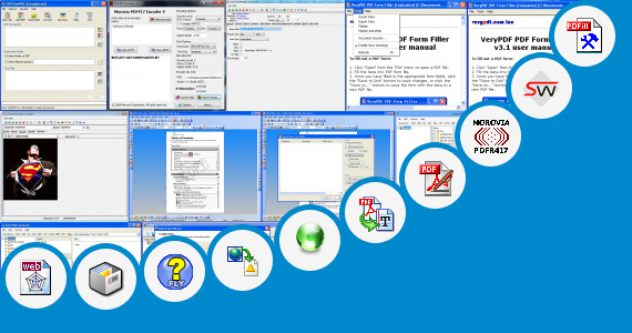 Software collection for Pdf Writer Enter Url
