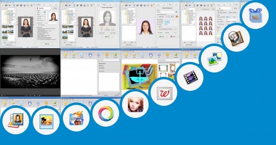 Software collection for Pick Monkey Photo Editor Online