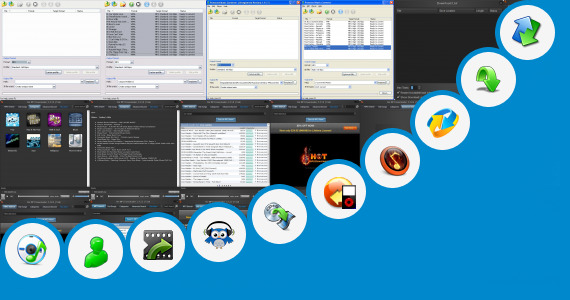 Software collection for Online Converter Bin To Mp3