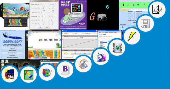 Software collection for Learn English Flash Games Kids
