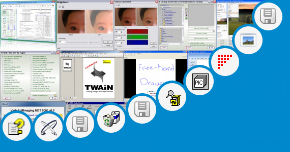 Software collection for Milestone Image Viewer Component
