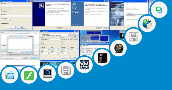 Software collection for Aether Mod Easy Mod Installer