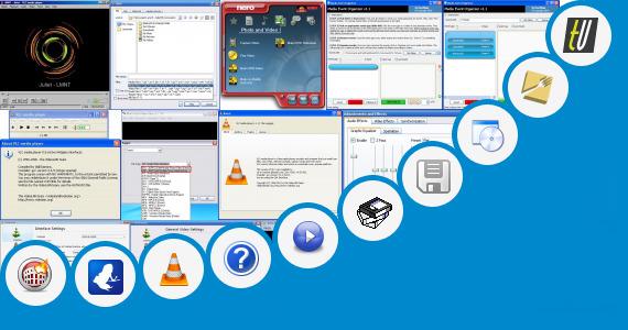 Software collection for Presenter Media Torrent Pack