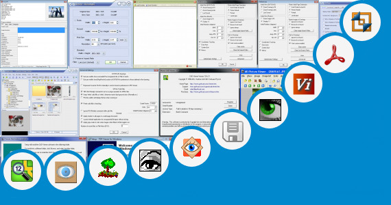 Software collection for Windows 7 Image Viewer Gadget