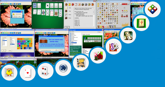 Software collection for Lines Solitaire Lines A Puzzle Game