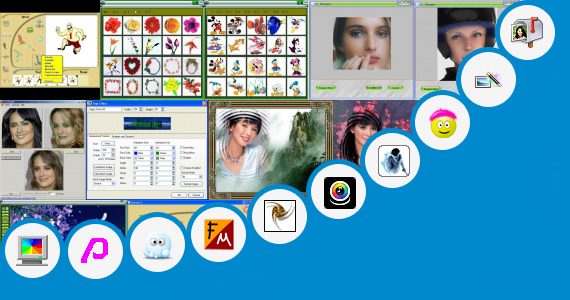 Software collection for Anime Photo Faces Editor