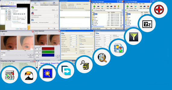 Software collection for Como Desinstalar O Zip File Manager